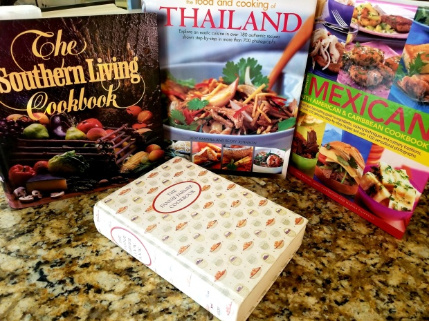 genre cookbooks