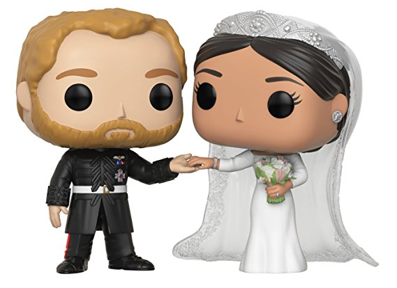 harry meghan pop funko