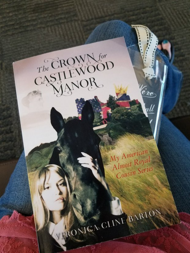Brave readin the crown for castlewood manor