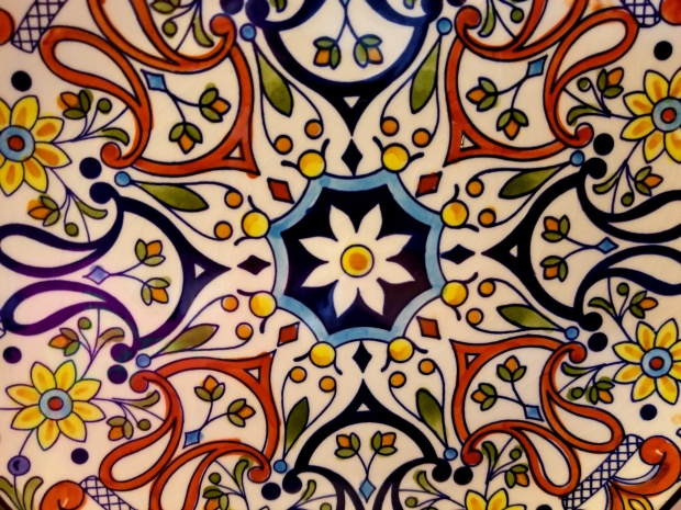 catalina tile mosaic