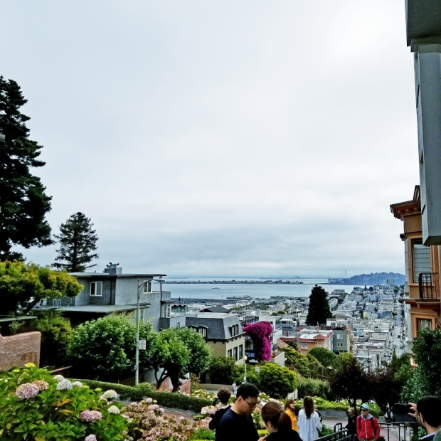 lombard st view