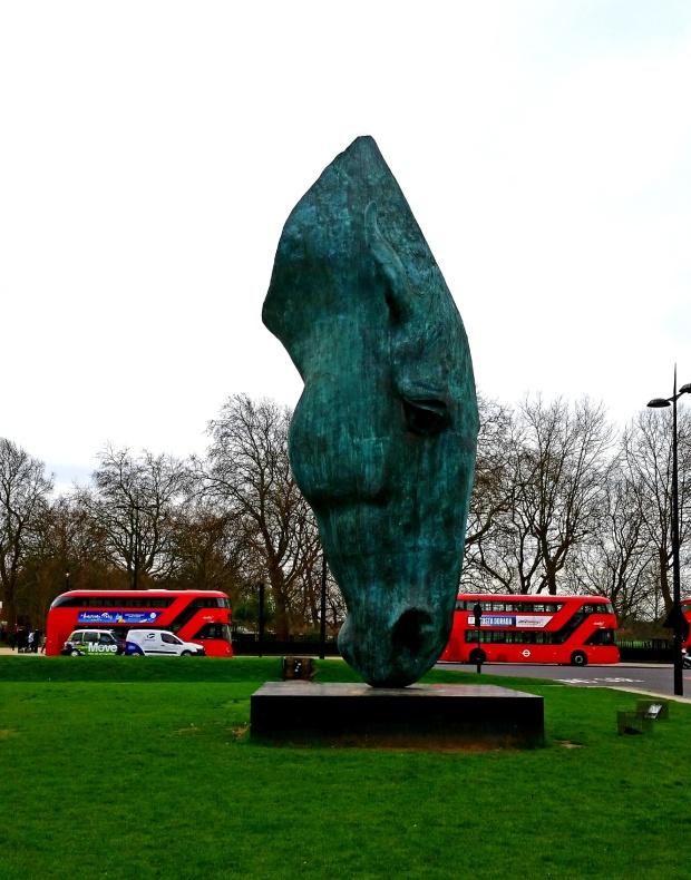 london horse hyde park