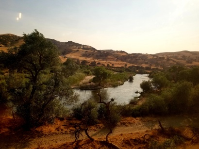 river view