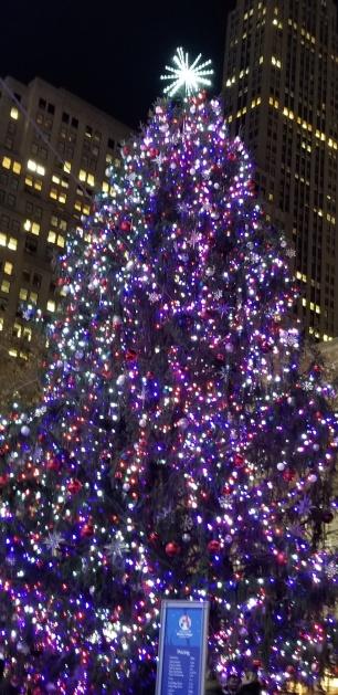 xmas bryant park tree