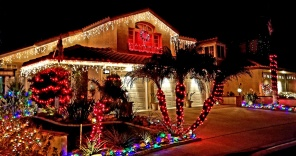 xmas house front2
