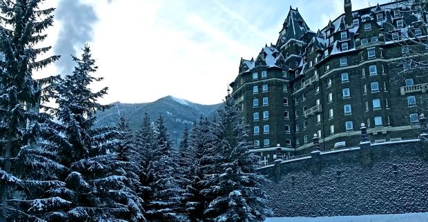 banff hotel castle