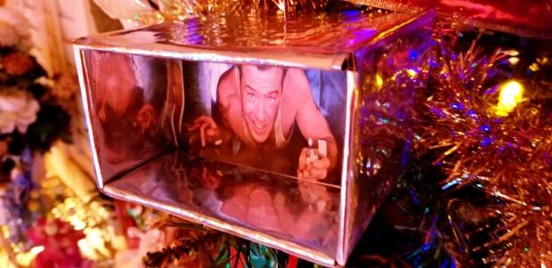 die hard ornament