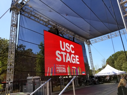 usc stage sign