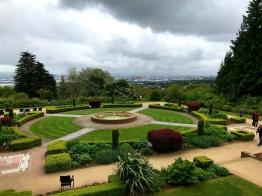 belfast castle garden