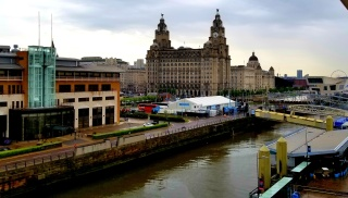 liverpool from boat