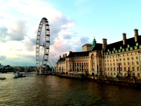 Marriot london eye