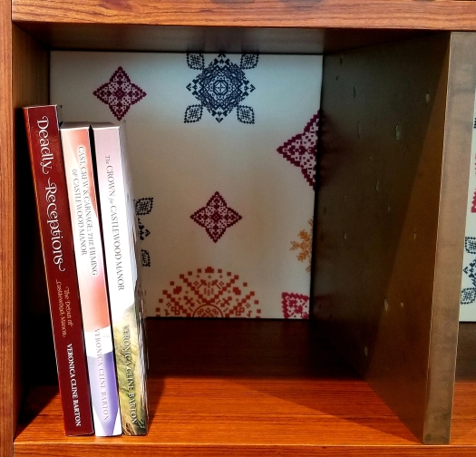 my books on viking book shelves