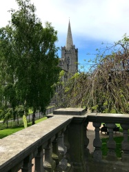 st patrick cathedral dublin