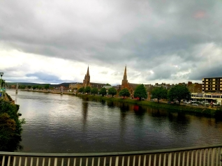Inverness Ness river