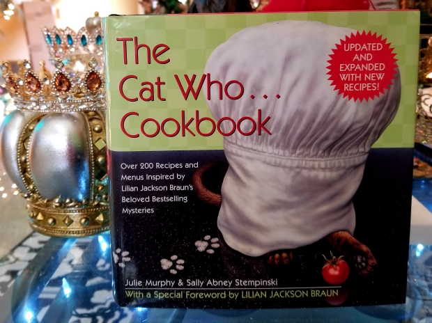 the cat who cookbook