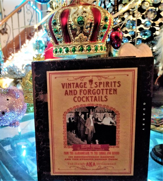Vintage Spirits cocktails