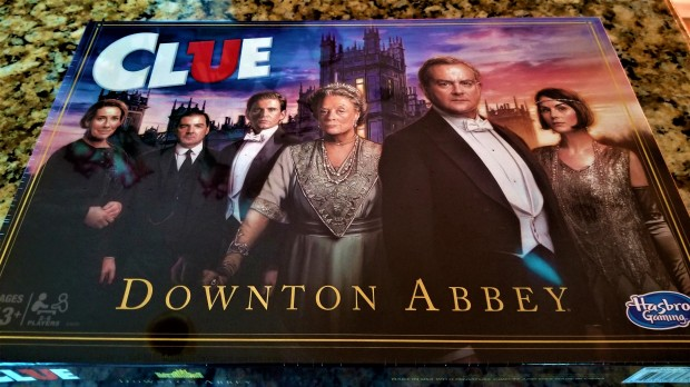 downton abbey clue vcb