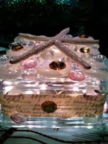 twinkle bling light box