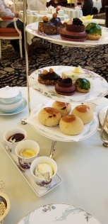 savoy tea sweets