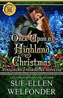 Once Upon a Highland Christmas Sue Ellen Welfonder
