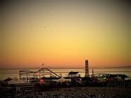 sunset sm pier