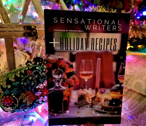 sensational writers and holiday recipes
