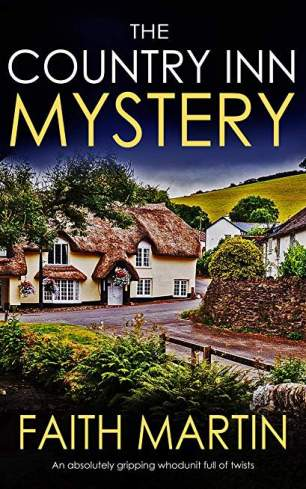 The Country Inn Mystery faith Martin