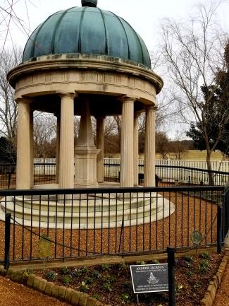 Jackson mauseleum Hermitage