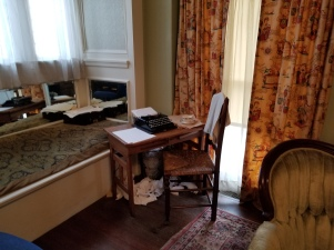 Margaret Mitchell desk