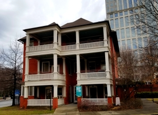 Margaret Mitchell huse Atlanta