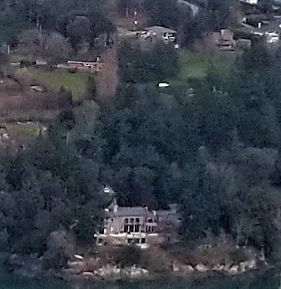 mansionwhere harry and markle are staying in victoria bc flying into airport