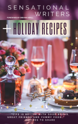 holiday writer cookbook cover bibiana
