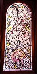 winchester mansion priceless tiffany window