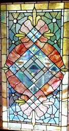winchester mansion stained glass