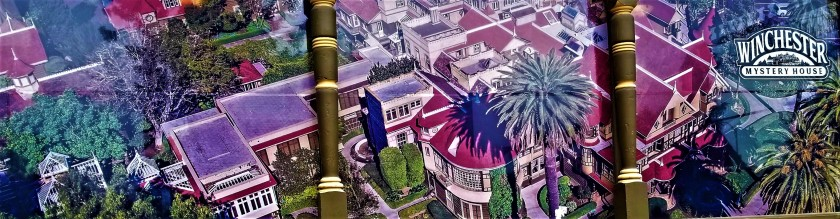 winchester mystery house skyview mural