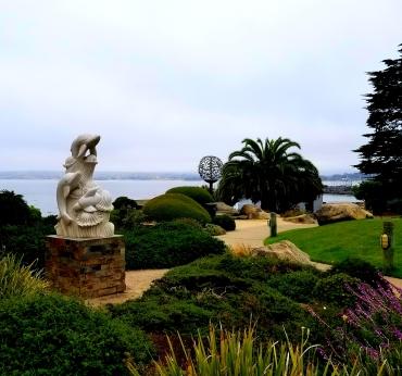 monterey statues