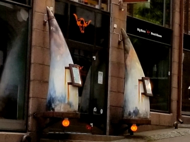 Viking restaurant Bergen