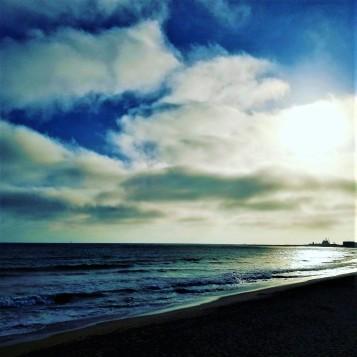 PH beach sunset