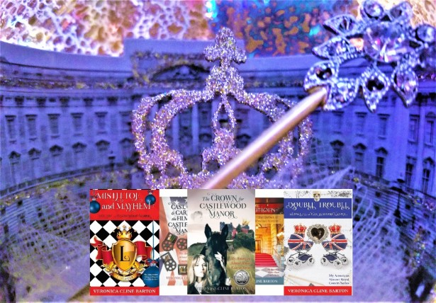 crown palace ornament book series pic